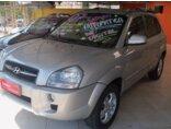 Hyundai Tucson GLS 2.0 16V (aut) 2007/2007 4P Dourado Gasolina