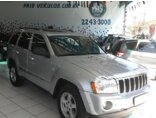 Jeep Grand Cherokee Limited 4.7 V8 2006/2006 4P Prata Gasolina