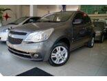 Chevrolet Agile LTZ 1.4 8V (Flex) 2011/2012 4P Cinza Flex