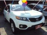 Kia Sorento EX 3.5 V6 (aut)(S.558) 2011/2012 4P Branco Gasolina