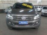 Volkswagen Amarok 2.0 TDi CD 4x4 Highline (Aut) 2012/2013 4P Cinza Diesel