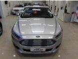 Ford Fusion 2.0 16V GTDi Titanium (Aut) 2013/2014 4P Prata Gasolina