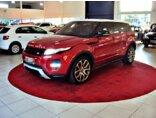 Land Rover Range Rover Evoque 2.0 Si4 Dynamic Tech Pack 2012/2013 4P Vermelho Gasolina