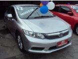 Honda New Civic LXS 1.8 16V i-VTEC (aut) (flex) 2012/2012 4P Prata Flex