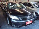 Toyota Corolla Sedan 1.8 Dual VVT-i GLI (aut) (flex) 2012/2012 4P Preto Flex