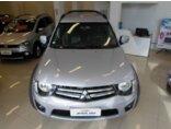 Mitsubishi L200 Triton 3.2 Di-D 4x4 GLS 2012/2012 4P Prata Diesel