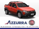 Fiat Strada Adventure 1.8 16V (Flex) (Cab Dupla) 2016/2016 P Branco Flex