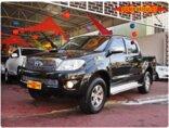Toyota Hilux SRV 4X4 3.0 (cab dupla) (aut) 2010/2010 4P Preto Diesel