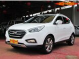 Hyundai ix35 2.0L 16v GLS Intermediário (Flex)(Aut) 2015/2016 4P Branco Flex
