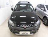 Fiat Strada Adventure 1.8 16V (Flex)(Cab Estendida) 2012/2013 2P Preto Flex
