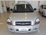 Hyundai Tucson GL 2.0 16V 2010/2011 4P Prata Gasolina