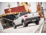 Fiat Strada Hard Working 1.4 Fire (Flex) (Cab Dupla) 2016/2017 2P Branco Flex