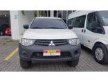 Mitsubishi L200 Triton 3.2 Di-D 4x4 GL 2014/2015 4P Branco Diesel