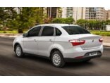 Fiat Grand Siena Evo Attractive 1.4 (Flex) 2017/2018 4P Preto Flex