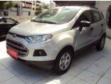 Ford Ecosport S 1.6 16V (Flex) 2013/2013 4P Prata Flex