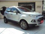 Ford Ecosport Freestyle 1.6 16V (Flex) 2013/2013 4P Prata Flex