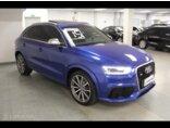 Audi RS Q3 2.5 TFSI S Tronic Quattro 2015/2015 4P Azul Gasolina
