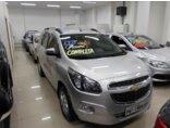 Chevrolet Spin LTZ 7S 1.8 (Flex) 2015/2016 4P Prata Flex