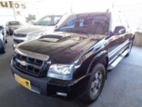 Chevrolet S10 Executive 4x4 2.8 Turbo Electronic (Cab Dupla) 2011/2011 4P Preto Diesel