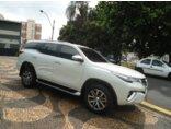Toyota SW4 2.8 TDI SRX 7L 4x4 (Aut) 2016/2017 4P Branco Diesel