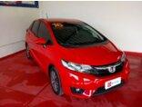 Honda Fit 1.5 16v DX (Flex) 2015/2016 4P Vermelho Flex