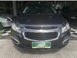 Chevrolet Cruze LT 1.8 16V Ecotec (Aut)(Flex) 2016/2016 4P Cinza Flex