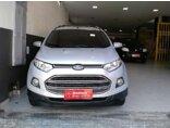 Ford Ecosport Titanium 2.0 16V Powershift (Flex) 2013/2013 P Prata Flex