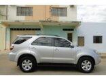 Toyota Hilux SW4 SRV 4x4 3.0 Turbo  (aut) 2010/2011 4P Prata Diesel