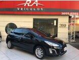 Peugeot 308 Allure 1.6 16v (Flex) 2013/2013 4P Preto Flex
