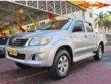 Toyota Hilux 3.0 TDI 4x4 CD STD 2013/2013 4P Prata Diesel
