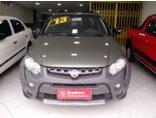 Fiat Strada Adventure 1.8 16V (Flex) (Cabine Dupla) 2012/2013 2P Verde Flex