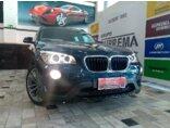 BMW X1 2.0 xDrive28i Sport GP ActiveFlex 2014/2015 4P Azul Flex