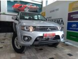 Mitsubishi L200 Triton 3.2 DID-H HPE 4WD (Aut) 2014/2015 4P Prata Diesel