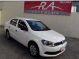 Volkswagen Voyage 1.6 VHT Trendline (Flex) 2016/2016 4P Branco Flex