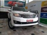 Toyota Hilux SW4 3.0 TDI 4x4 SR 5L 2014/2015 4P Branco Diesel