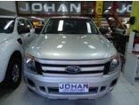 Ford Ranger 2.2 TD CD XLS 4WD 2014/2014 4P Prata Diesel