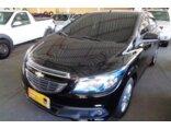 Chevrolet Prisma 1.4 LTZ SPE/4 2013/2014 4P Preto Flex