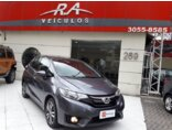 Honda Fit 1.5 16v EX CVT (Flex) 2015/2015 4P Cinza Flex