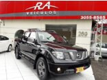 Nissan Frontier SE Attack 2.5 4X4 (Cab.Dupla) 2013/2013 4P Preto Diesel