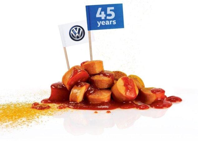 Salsicha é o Volkswagen mais vendido do mundo