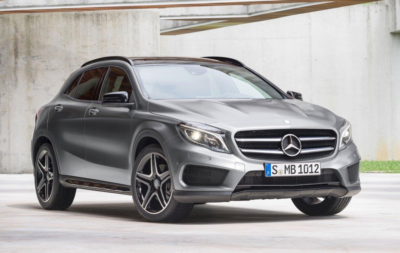 Mercedes terá 10 lançamentos até final de 2015 61364_1
