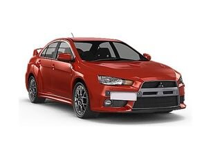 Mitsubishi Lancer Evolution X Carbon Series