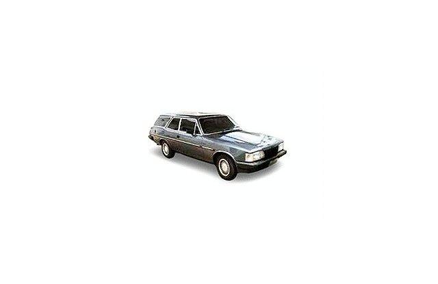 Chevrolet Caravan 1992