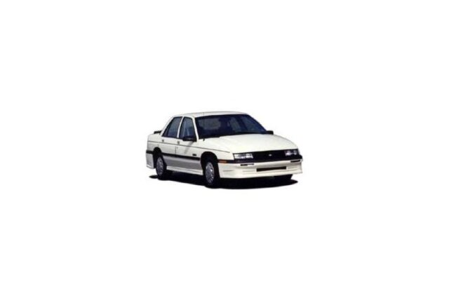 Chevrolet Corsica Sedan 1993
