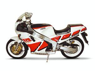 Yamaha Fzr Kbb