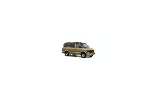 Chevrolet Astrovan 1991