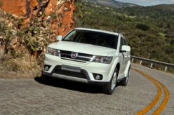 Fiat rebatiza Dodge Journey como Freemont