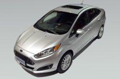 Ford New Fiesta Sedan ganha nova versão