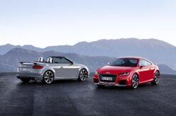 Salão de Pequim: Audi revela novo TT RS