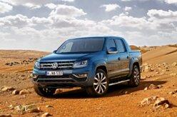 VW Amarok ganhará motor V6 turbodiesel